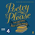 Poetry Please Audiobook by Adjoa Andoh Narrated by Anton Lesser