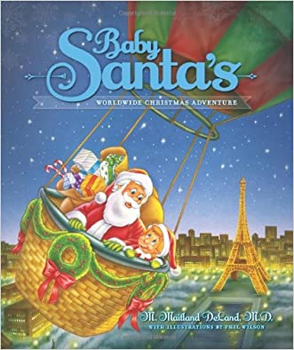Baby Santa's Worldwide Christmas Adventure