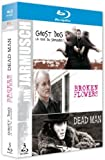 echange, troc Coffret Jim Jarmusch : Ghost dog + Dead man + Broken flowers [Blu-ray]