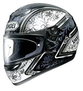 shoei raid 2 vogue motorcycle motorbike helmet racing race. Black Bedroom Furniture Sets. Home Design Ideas