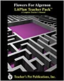 img - for Flowers for Algernon LitPlan - A Novel Unit Teacher Guide With Daily Lesson Plans (LitPlans on CD) book / textbook / text book