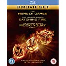 The Hunger Games: 1-3 [Blu-ray]