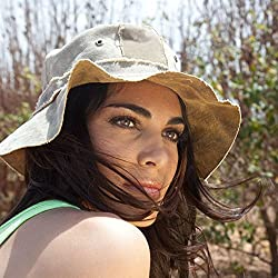 The Real Deal Floppy Hat - Small (Canvas)