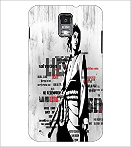 PrintDhaba Typography D-2676 Back Case Cover for SAMSUNG GALAXY S5 (Multi-Coloured)