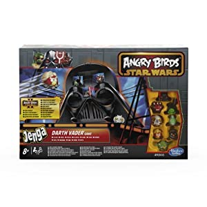 Star Wars Angry Birds Jenga Rise of Darth Vader