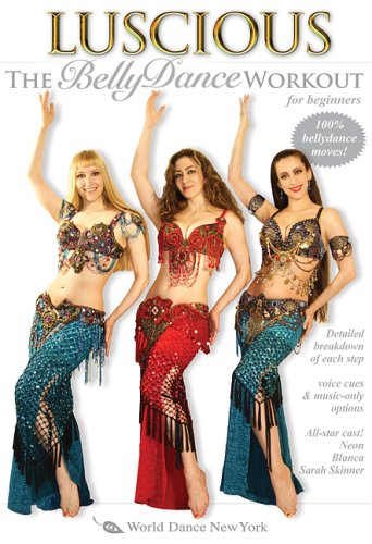 The Luscious Bellydance Workout for Beginners