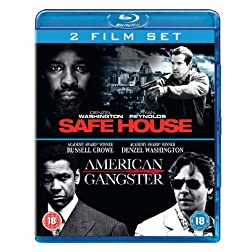Safe House  / American Gangster [Blu-ray]