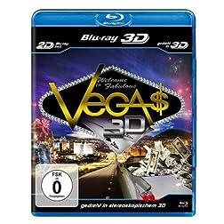 Las Vegas 3D (Blu-ray 3D + Blu-ray) [Region Free]