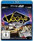 Las Vegas 3D [3D Blu-ray] [Alemania] [Blu-ray]