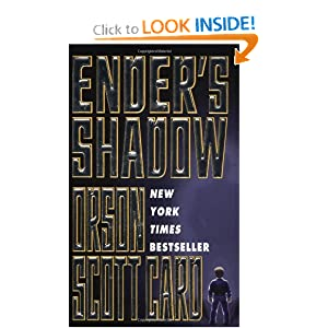 Ender's Shadow (The Shadow Series) by Orson Scott Card