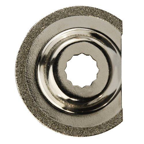 Rockwell RW9128 Sonicrafter 2-1/2-Inch Diamond Coated segment saw blade, 1-Piece (Sonicrafter Diamond Blade compare prices)