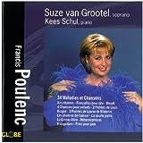 Poulenc: 34 Melodies