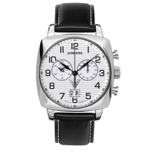 Junkers Herren-Armbanduhr 1. Atlantikflug