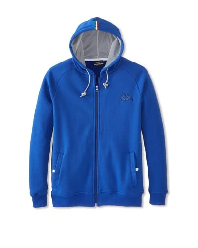 Kappa Men's Fleece Zip Up Hoodie