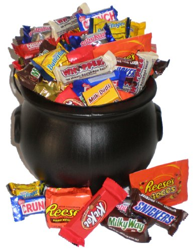 Happy Halloween! Witch's Cauldron of Chocolate