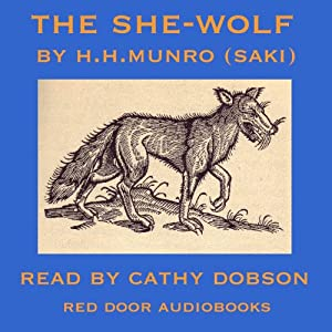 The She-Wolf Audiobook