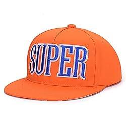 Home Prefer Kids Super Headwear Outdoor Fun Adjustable Hip Hop Cap