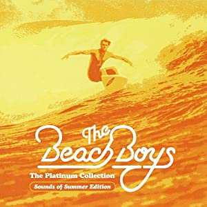 Platinum Collection : Beach Boys (Sound Of Summer Edition)