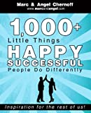 img - for 1,000+ Little Things Happy Successful People Do Differently book / textbook / text book
