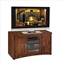 Hot Sale Kathy Ireland Home by Martin Mission Pasadena Entertainment TV Stand; 23-Inch Height