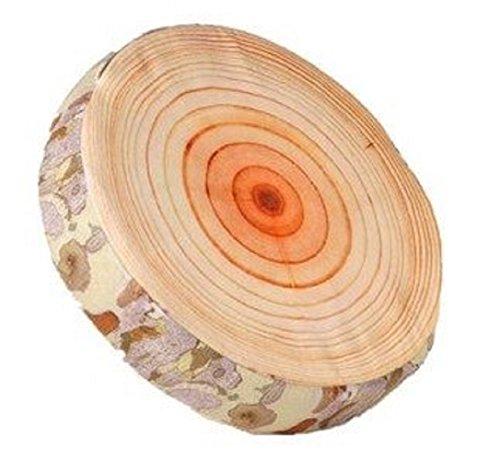 丸太 材木 (3種)ユニーククッション おもしろ雑貨 クッション