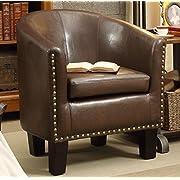 Rosevera Home Duilio Barrel Chair