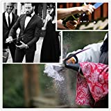 Champagne Saber Sword Knife Red Wine Bottle Opener Premium Corkscrew and Wine Luxurious & Classic(Champagne Saber Opener)