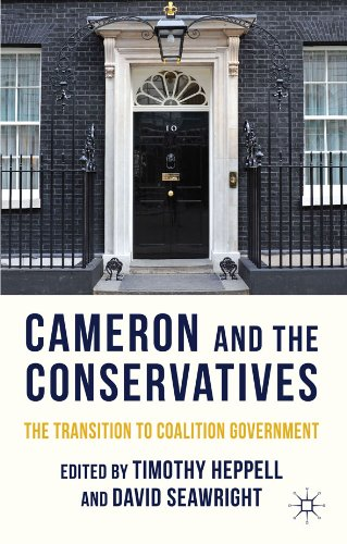 Timothy Heppell  David Seawright - Cameron and the Conservatives