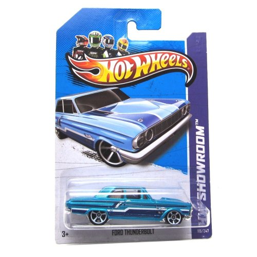 Hot Wheels HW Showroom Muscle Mania Ford '12 Ford Thunderbolt 115/247