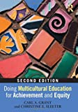 img - for Doing Multicultural Education for Achievement and Equity book / textbook / text book