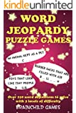 Word Jeopardy Puzzle Games