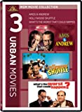 What's the Worst & Amos Andrew & Hollywood Shuffle [DVD] [Region 1] [US Import] [NTSC]