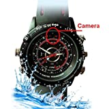 camera espion montre etanche 4go, securitegooddeal