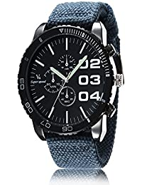 ISweven V6 Excusive Guys Analog Wrist Watch 2016 Spring Series Analogue Blue Unisex Wrist Watch W1043d