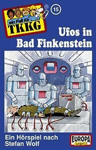 015/Ufos in Bad Finkenstein [Musikkassette]