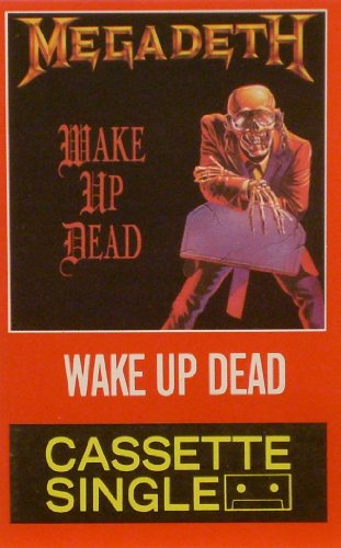 Wake up Dead (Cassette Single) by megadeth