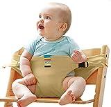 GenialES Arneses Cinturón de Seguridad para Silla Asiento de Comedor Almuerzo Infantil Portátil Silla de Alimentación
