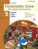 img - for Paramedic Care: Principles & Practice, Volume 5, Special Considerations/Operations (3rd Edition) book / textbook / text book
