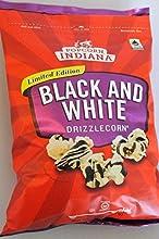 Popcorn Indiana Black and White Drizzlecorn