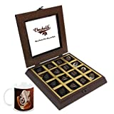 Chocholik Belgium Chocolate Gifts - Lovable Chocolate Collection With Diwali Special Coffee Mug - Diwali Gifts
