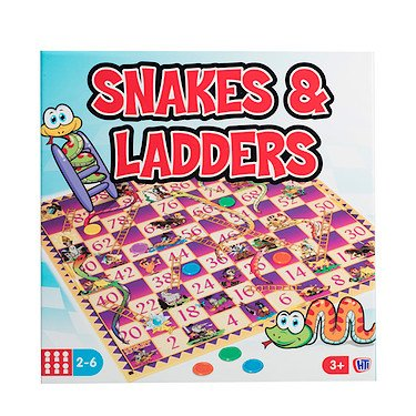 Snakes-Ladders-Game
