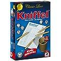 Schmidt Spiele 49203 Classic Line: Kniffel mit gr. W�rfeln & Block