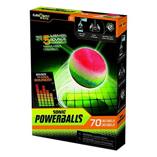 The Orb Factory Curiosity Kits Sonic Power Balls - 1