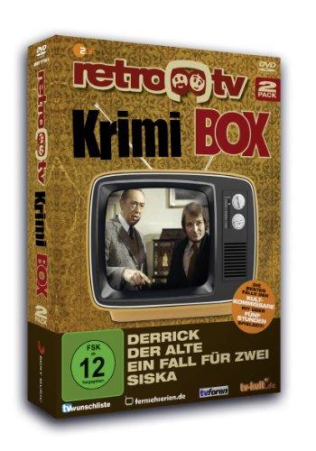 Retro TV Krimi-Box (2 Discs)