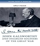 "Jeffrey Reznick, ""John Galsworthy and the Disabled Soldiers of the Great War"" (Manchester UP, 2009)"