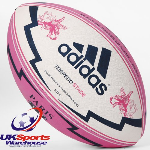 Adidas Stade Francais Size 5 Rugby Ball - Brand New & Bagged - rrp£35