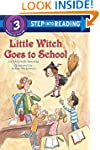 Little Witch Goes to School (Step-Int...
