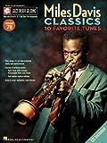 Miles Davis Classics Jazz Play-Along Vol.79 Bk/Cd (Hal Leonard Jazz Play-Along) (1423432258) by Davis, Miles