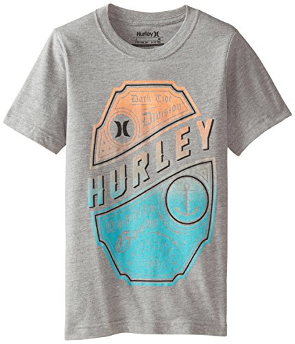 Hurley Big Boys' Dark Side Boys Short Sleeve Tee