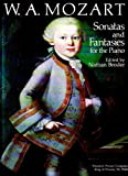 img - for W.A. Mozart: Sonatas and Fantasies for the Piano book / textbook / text book